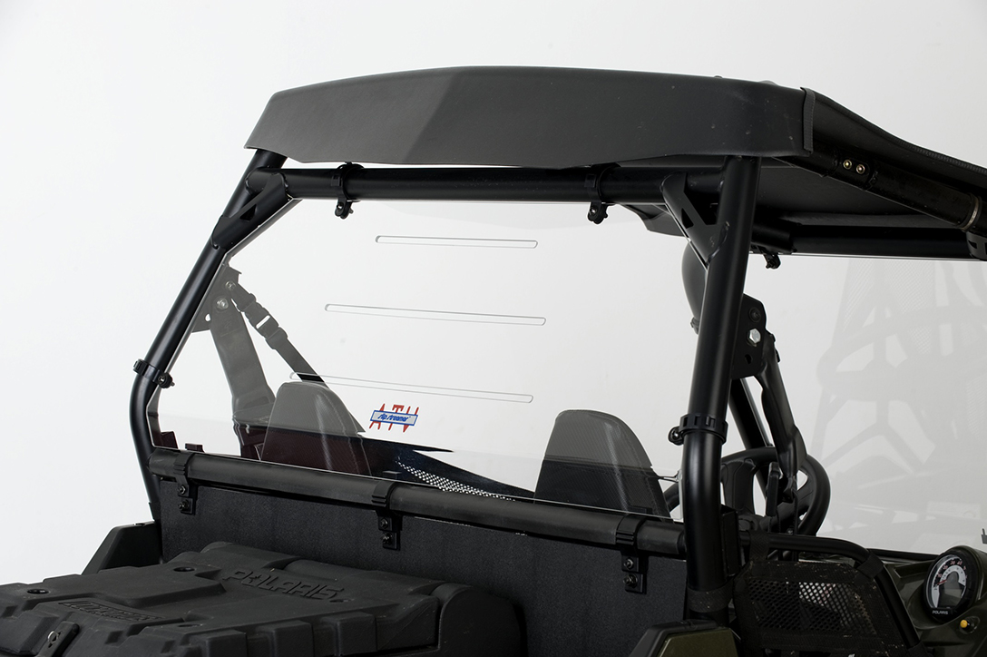 Polaris RZR - Back Shield
