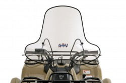 Standard ATV Windshield - slipstreamer - custom windscreen shield